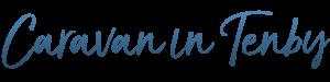 Caravan in Tenby Logo
